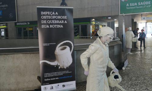 Portugal: osteoporose está na origem de cerca de 40 mil fraturas por ano