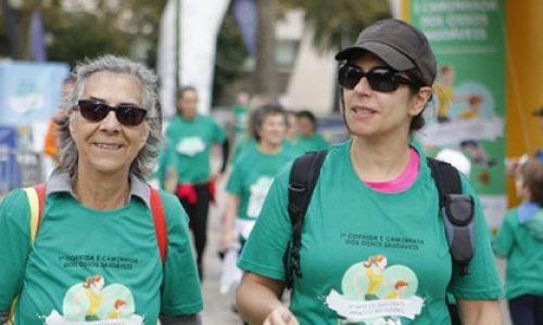 Dia Mundial da Osteoporose marcado com corrida solidária